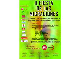 II Migraciones en el Parque de Miraflores